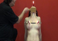 Beauvoirs amateur tit tortures and hot wax