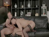 Milf russa dalle tette grosse trombata fino al orgasmo